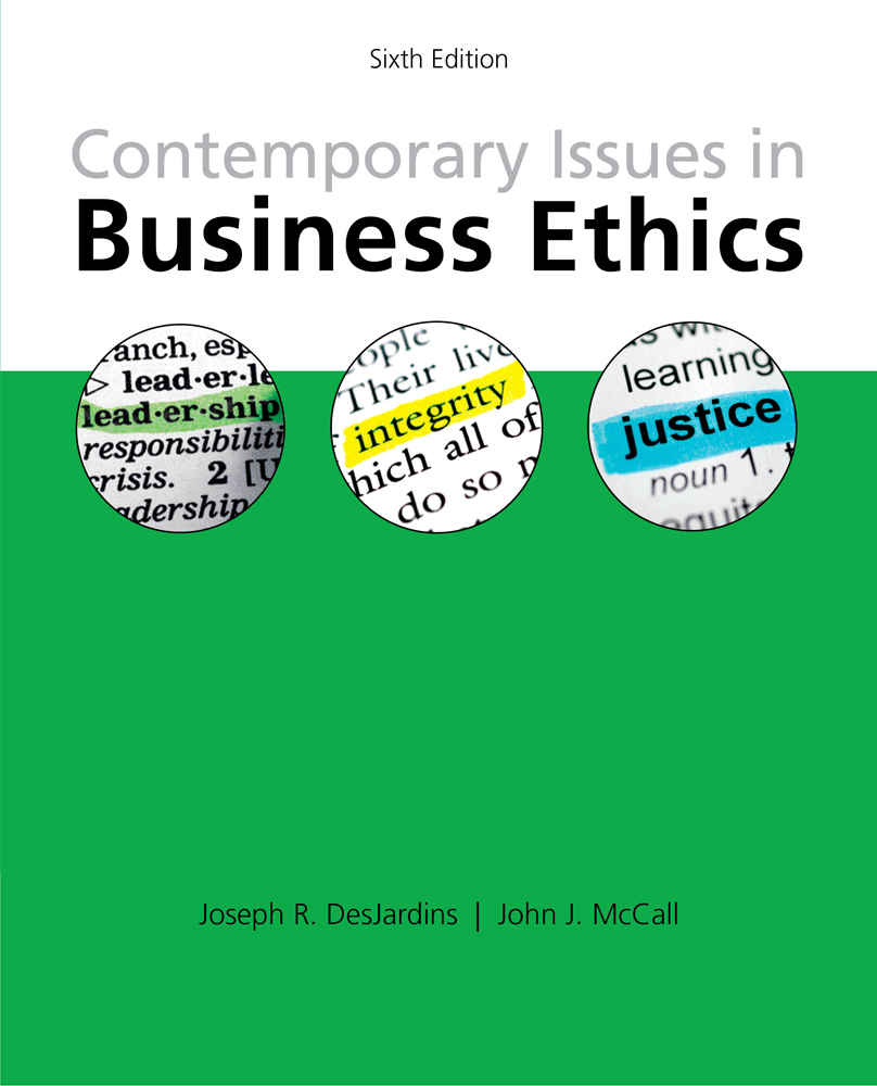 Contemporary issues in business ethics 9781285197401 cengage ebook contemporary issues in business ethics fandeluxe Image collections