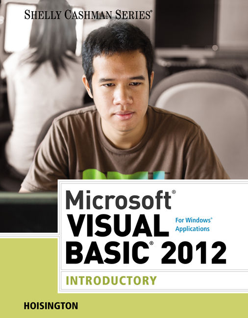 Microsoft® Visual Basic 2012 for Windows Applications