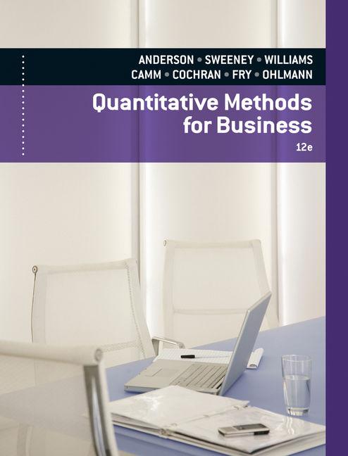 eBook: Quantitative Methods for Business