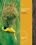 Ebook Environmental Science International Edition 9781285208879