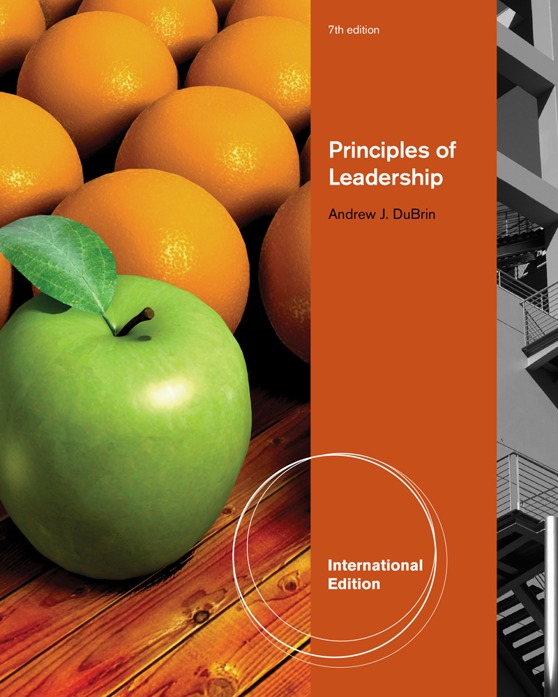 The leadership experience 9781435462854 cengage ebook principles of leadership international edition fandeluxe