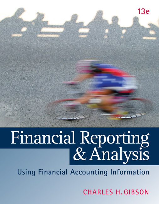 eBook: Financial Reporting and Analysis