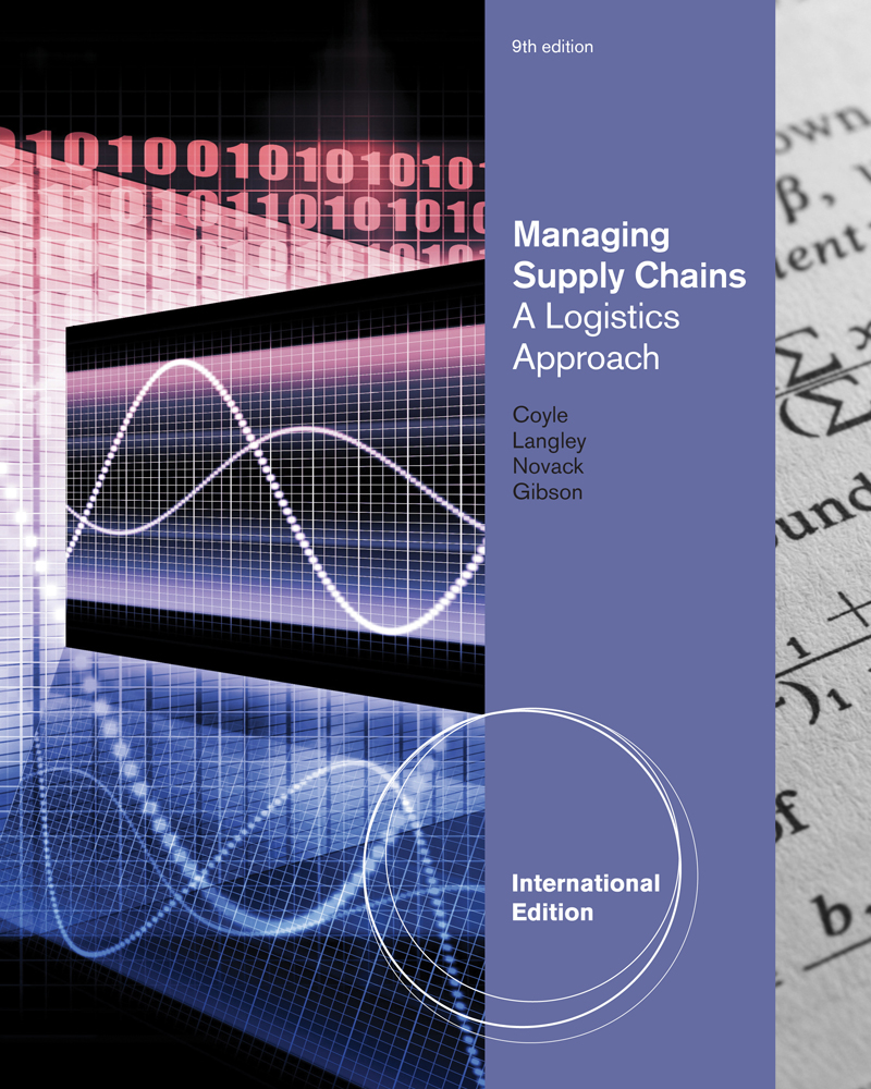 eBook: Managing Supply Chains: A Logistics Approach, International Edition