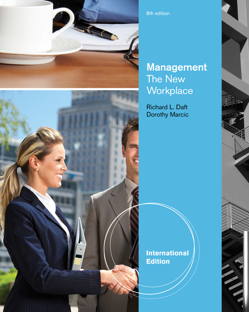 The leadership experience 9781435462854 cengage ebook management the new workplace international edition fandeluxe