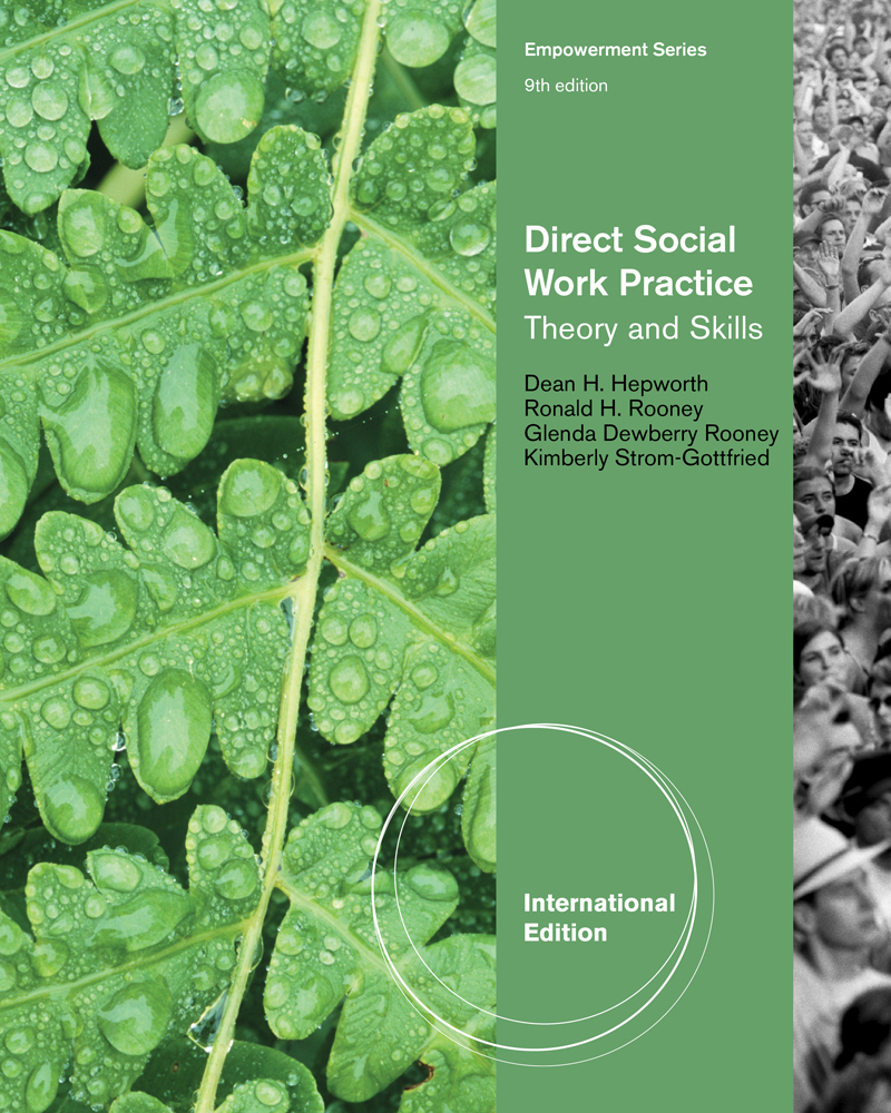 eBook: Direct Social Work Practice: Theory and Skills, International Edition