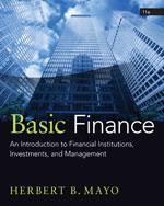 Finance: 9781285425795