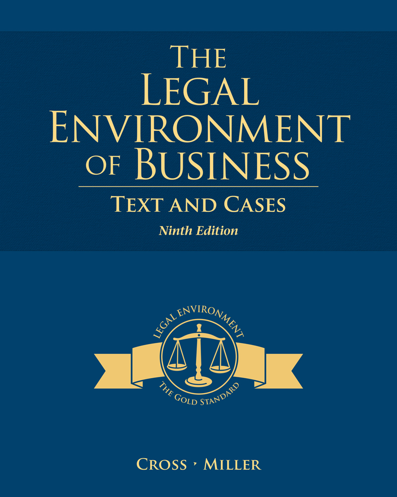 The legal environment of business 9781285428949 cengage the legal environment of business fandeluxe Images