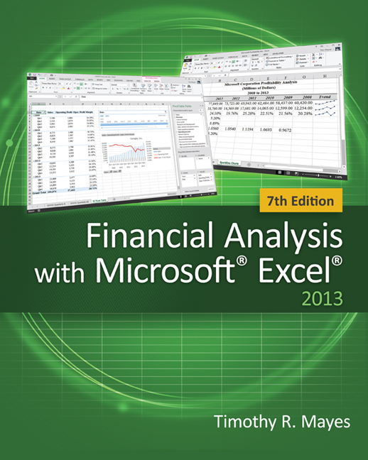 financial statement analysis for microsoft corporation
