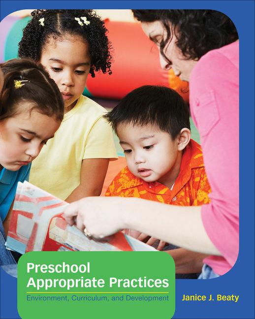 eBook: Preschool Appropriate Practices: Environment, Curriculum, and Development