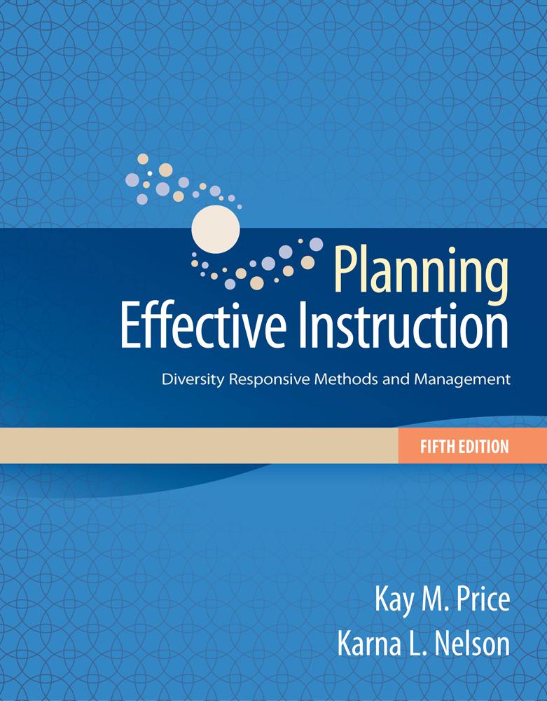 eBook: Planning Effective Instruction: Diversity Responsive Methods and Management