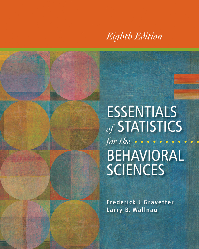 eBook: Essentials of Statistics for the Behavioral Sciences