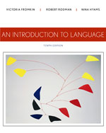 Ebook An Introduction To Language 9781285682167 Cengage