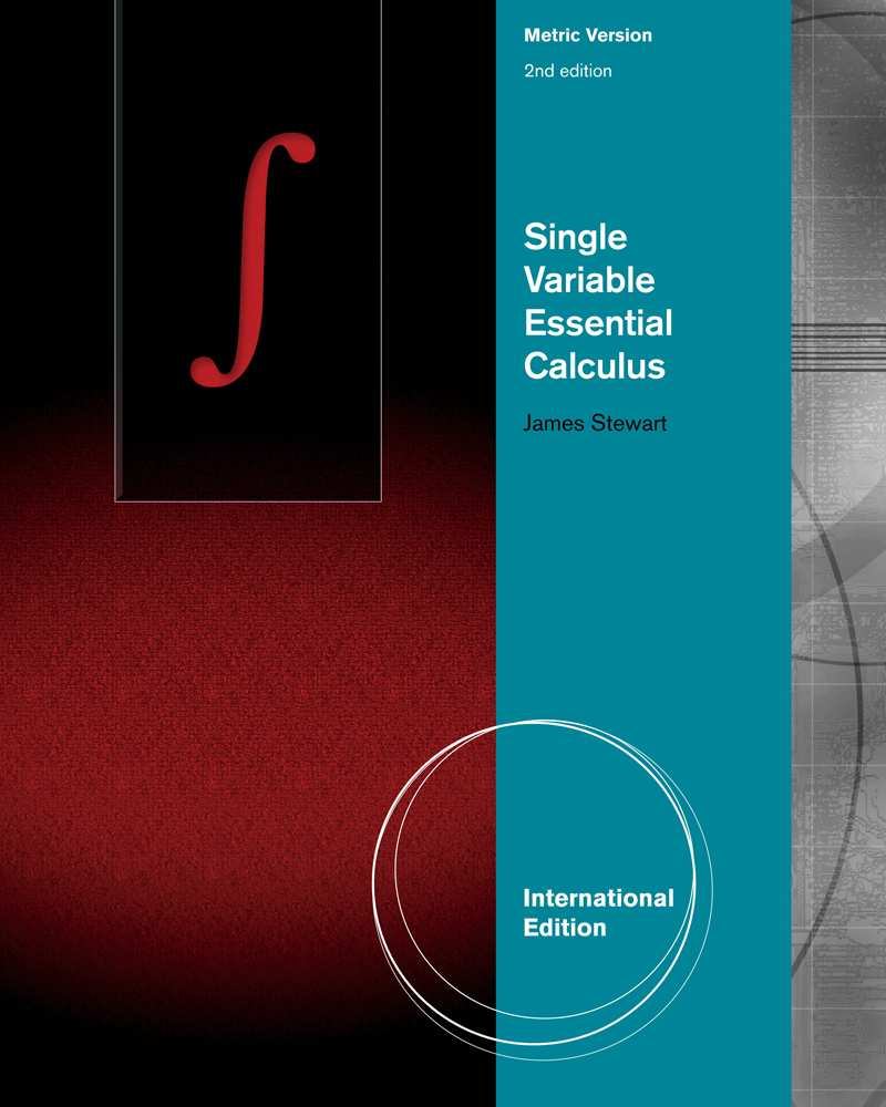 eBook: Single Variable Essential Calculus, International Metric Edition