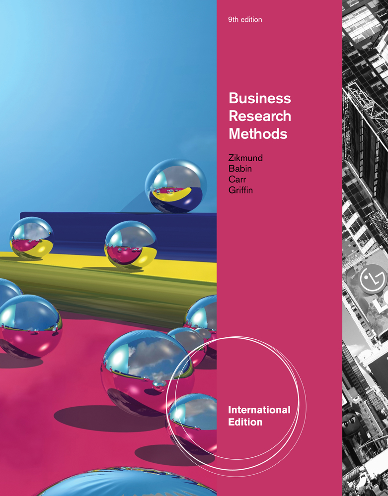 eBook: Business Research Methods, International Edition