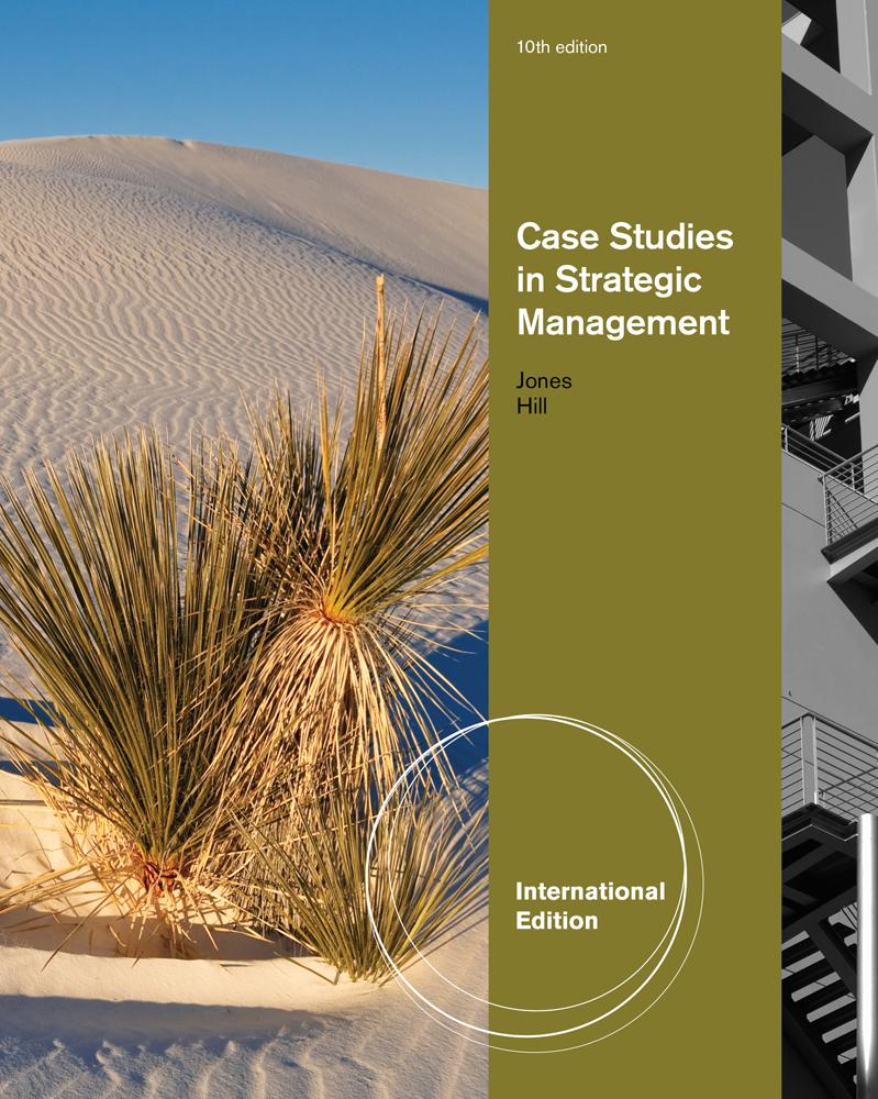 eBook: Case Studies in Strategic Management, International Edition