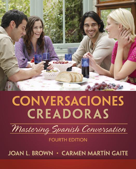 Conversaciones creadoras (with Premium Website, 2 terms (12 months) Printed Access Card)