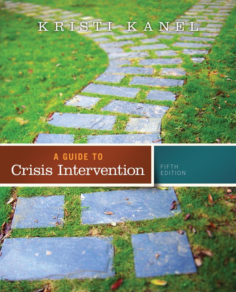 A Guide to Crisis Intervention (Book Only)