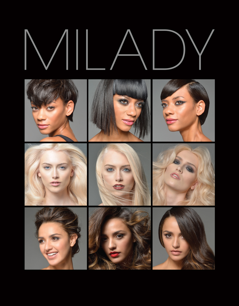 Milady Standard Cosmetology 9781285769417 Cengage