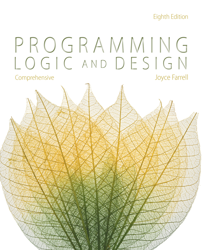 Programming Logic and Design, Comprehensive