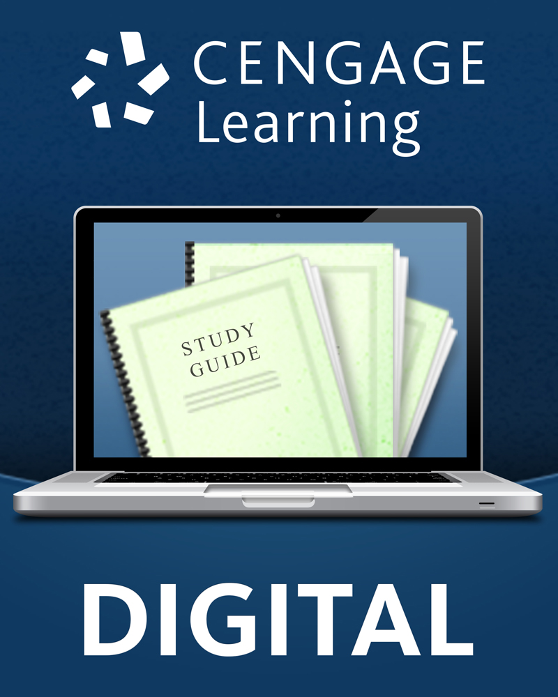 eBook Study Guide with Working Papers, Chapters 16-27: College Accounting