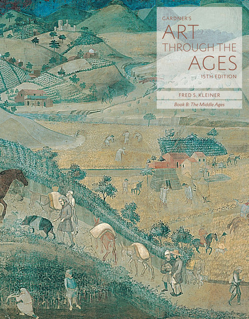 bundle gardners art through the ages backpack edition book b the middle ages 15th slideguide for gardners art through the ages a global history volume i 15th
