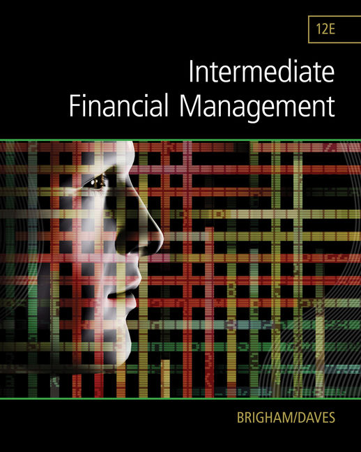 Intermediate financial management 9781337395083 cengage intermediate financial management fandeluxe Gallery