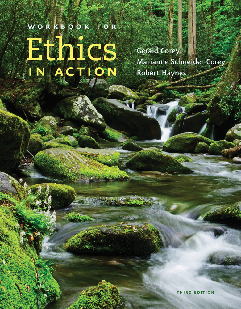 Ebook ethics in action 9781305456747 cengage ethics in action with workbook dvd and coursemate 1 term 6 months fandeluxe Images