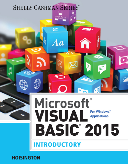 Microsoft Visual Basic 2015 for Windows Applications