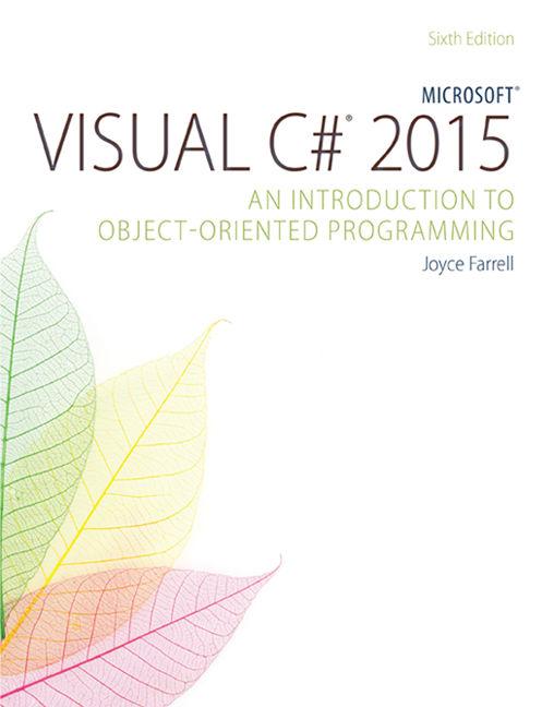 Microsoft® Visual C# 2015