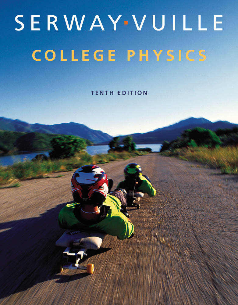 Student Solutions Manual with Study Guide, Volume 2 for Serway/Vuille's College Physics, 10th