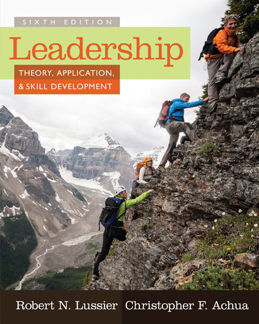 The leadership experience 9781435462854 cengage ebook leadership theory application skill development fandeluxe