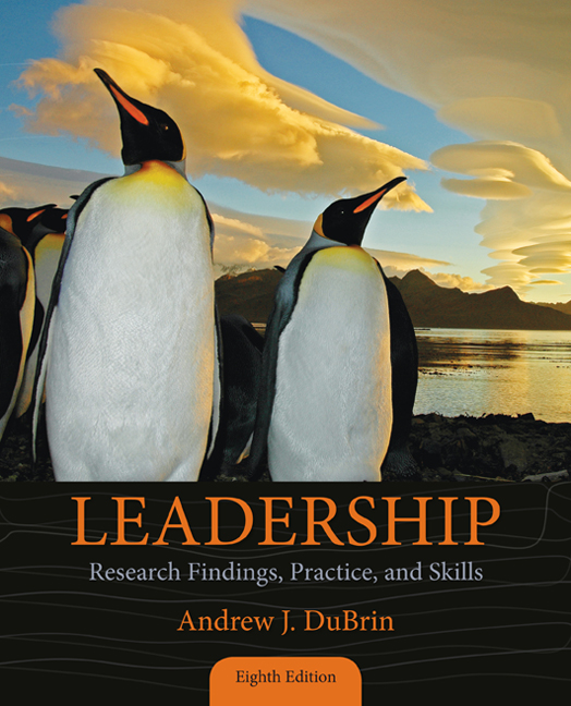leadership theory and practice 8th edition case study answers
