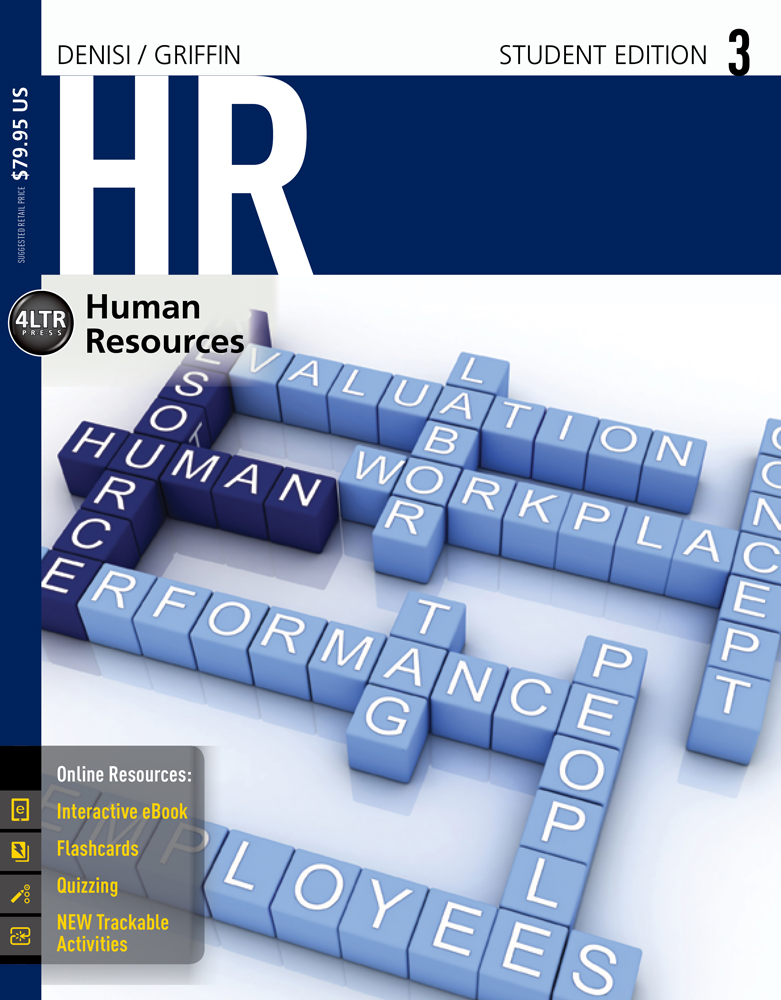 HR3 (with CourseMate, 1 term (6 months) Printed Access Card)