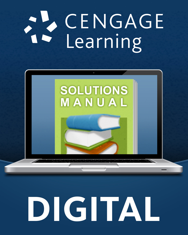 eBook Student Solutions Manual: Finite Math & Applied Calculus