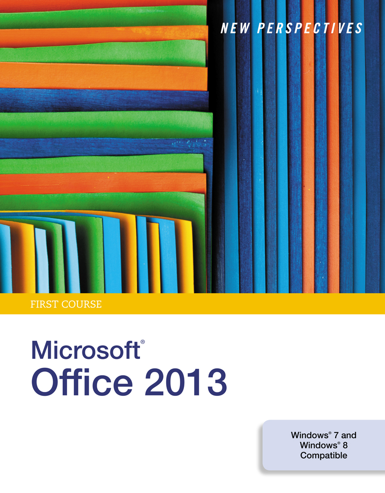 Ebook new perspectives on microsoft office 2013 first course ebook new perspectives on microsoft office 2013 first course fandeluxe Choice Image