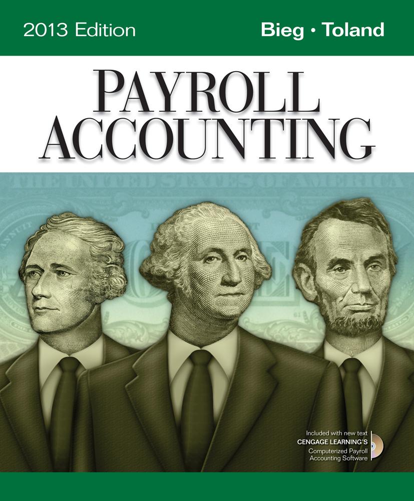 eBook: Payroll Accounting 2013