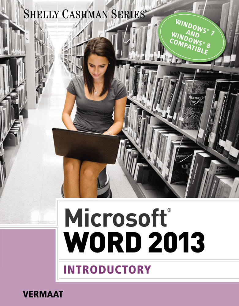 Ebook microsoft word 2013 introductory 9781285960692 cengage ebook microsoft word 2013 introductory fandeluxe Gallery