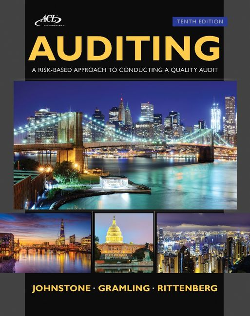 The audit process 9781408081709 cengage auditing a risk based approach to conducting a quality audit 10th edition fandeluxe Gallery