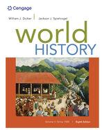 World history volume ii since 1500 7th edition