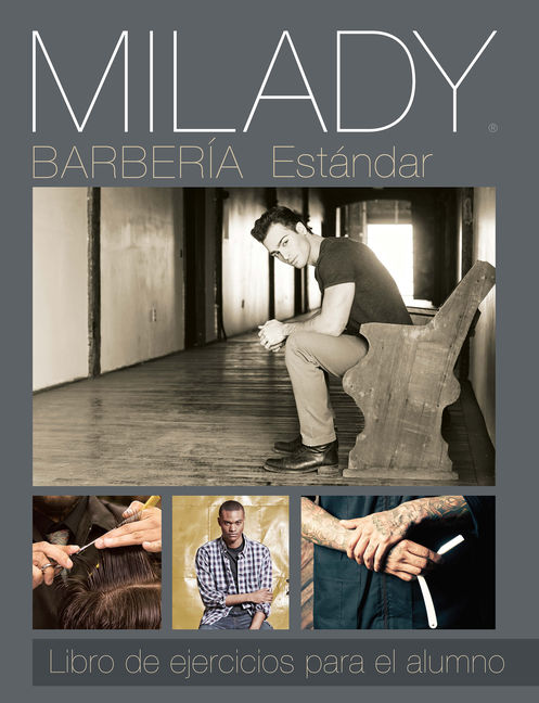 Spanish Translated Workbook for Milady Standard Barbering