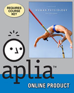 Aplia 2 Terms Instant Access For Sherwoods Human Physiology From Cells To Systems 9th Edition