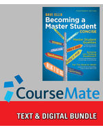 9781133311584 cengageus bundle becoming a master student concise 14th coursemate 1 term 6 months printed access card fandeluxe Gallery