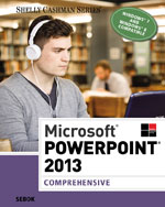 9781285167848 cengageus epack microsoft powerpoint 2013 comprehensive microsoft windows 7 illustrated essentials sam 2013 assessment training and projects v10 fandeluxe Choice Image
