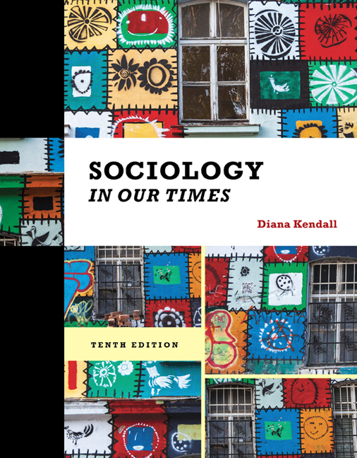 eBook: Sociology in Our Times