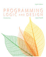 9781285845777 cengageus epack coursemate 1 term 6 months instant access for farrells programming logic and design introductory visual logic software instant access code 1 fandeluxe Gallery