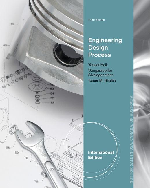 Engineering Design Process, International Edition