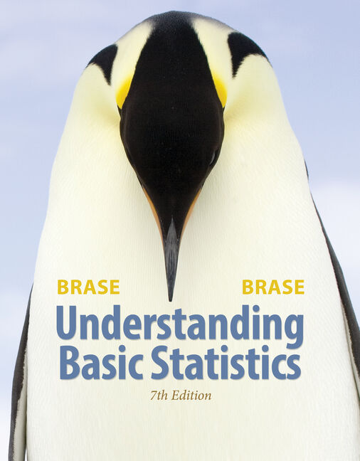 Student Solutions Manual for Brase/Brase's Understanding Basic Statistics, 7th