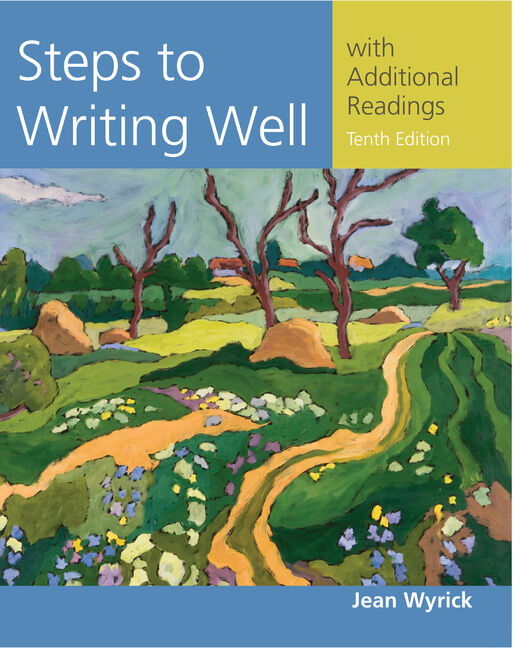 Steps To Writing Well With Additional Readings 9781305394216 Cengage