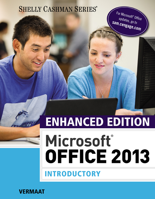 Enhanced Microsoft Office 2013