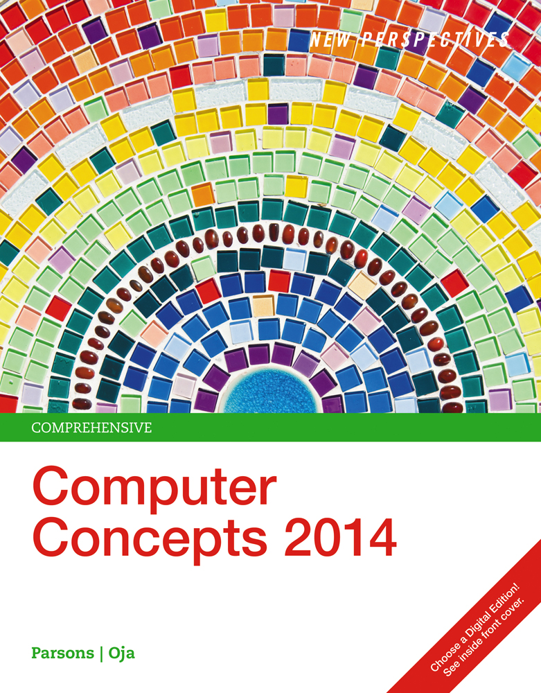 eBook: New Perspectives on Computer Concepts 2014, Comprehensive